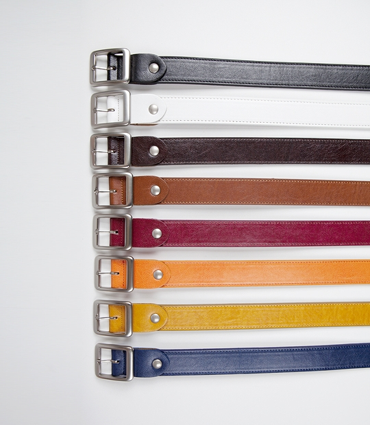 Color Cow Belt (8 colors)