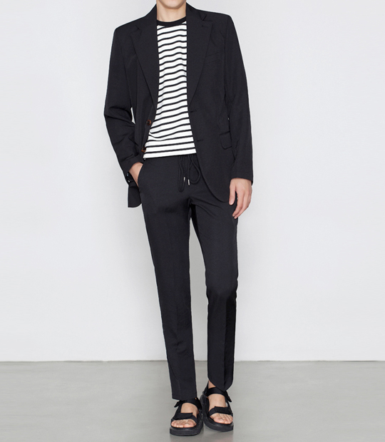 Garesong Suit JK / Black