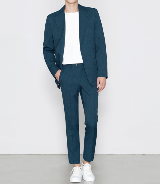 Pitti Suit JK / Deep Blue